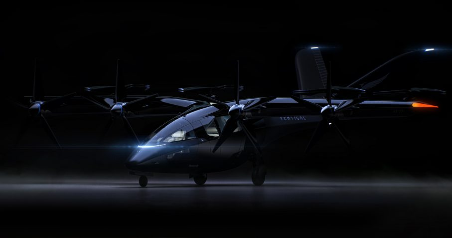 UK's Vertical Aerospace Unveils Designs for Pinoneering 'Flying Taxis'