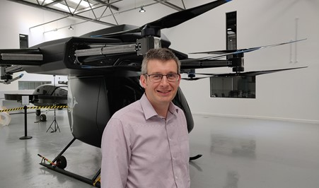 Vertical Aerospace Appoints Boeing's Dean Moore as Lead Flight Test Engineer