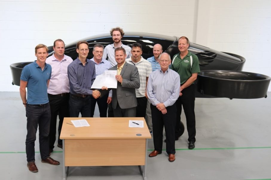 Vertical Aerospace Becomes Honeywell's First eVTOL Partner
