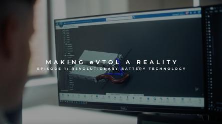 Making eVTOL A Reality: Revolutionary Battery Technology