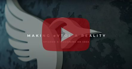 Making eVTOL a Reality: Designing an Idea