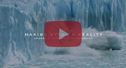 Making eVTOL a Reality: Disruptive Technologies