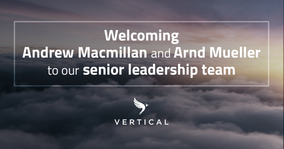 Vertical Aerospace bolsters leadership team with senior appointments
