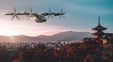 Japan Airlines selects Vertical Aerospace's VA-X4 from Avolon's orderbook