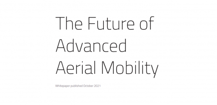 Vertical Aerospace calls on UK Government to enable electric intercity flight by 2025